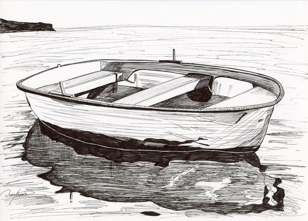 Barca pesquera