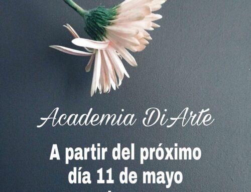 Aviso: Academia DiArte